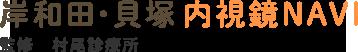 岸和田・貝塚内視鏡NAVI 監修 村尾診療所
